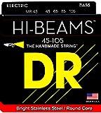 DR ベース セット弦 HI-BEAM ステンレス ミディアム 45-105 MR-45