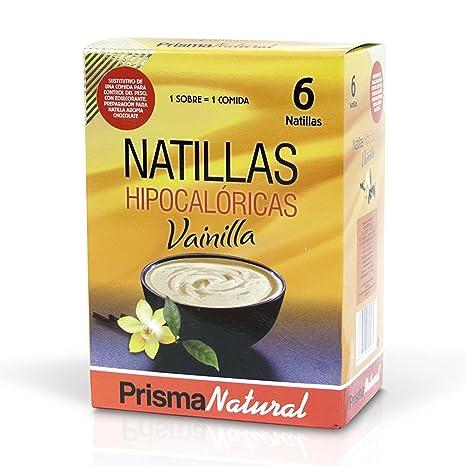 Prisma Natural Natillas Vainilla - 6 Unidades