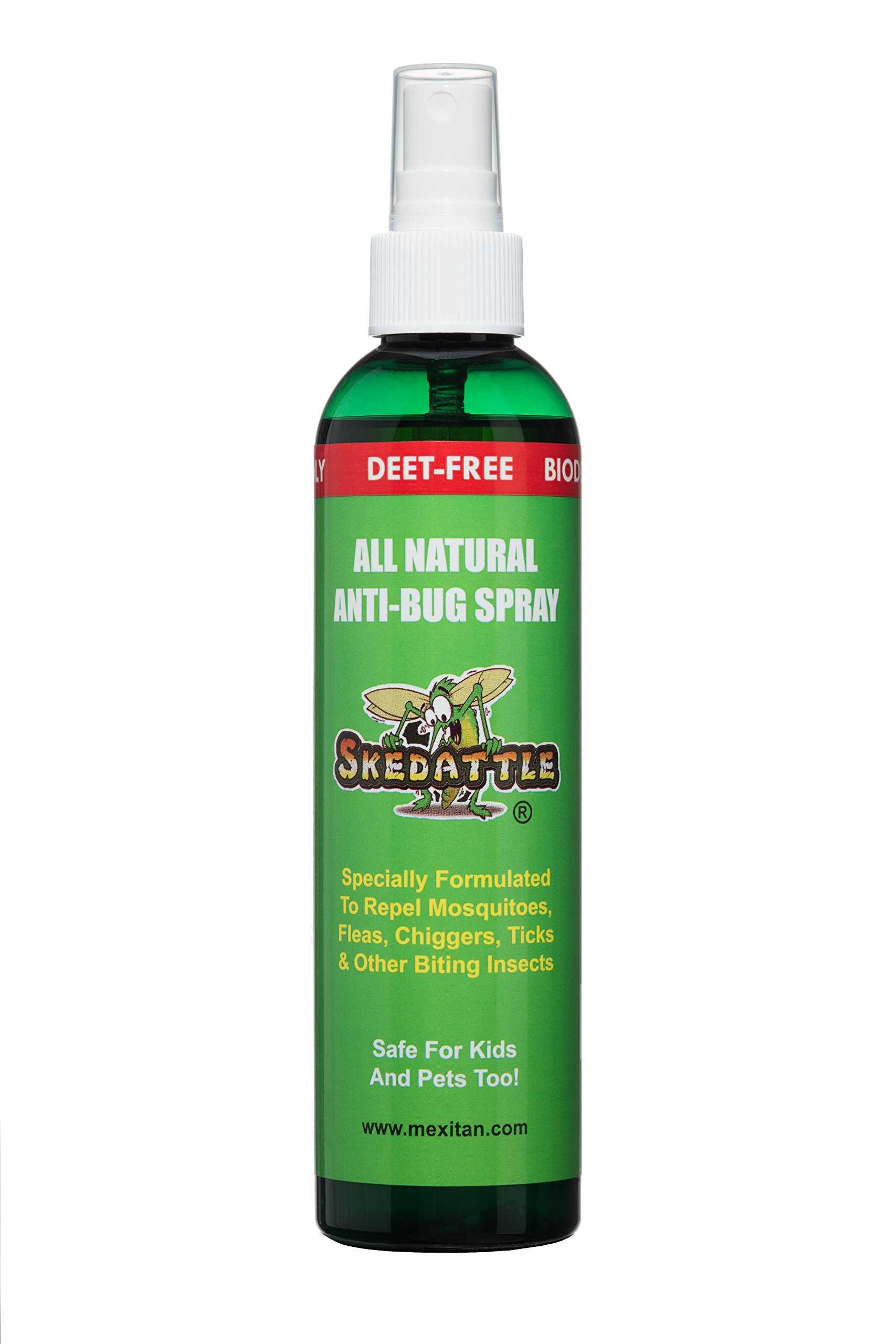 Skedattle Natural Insect Repellent