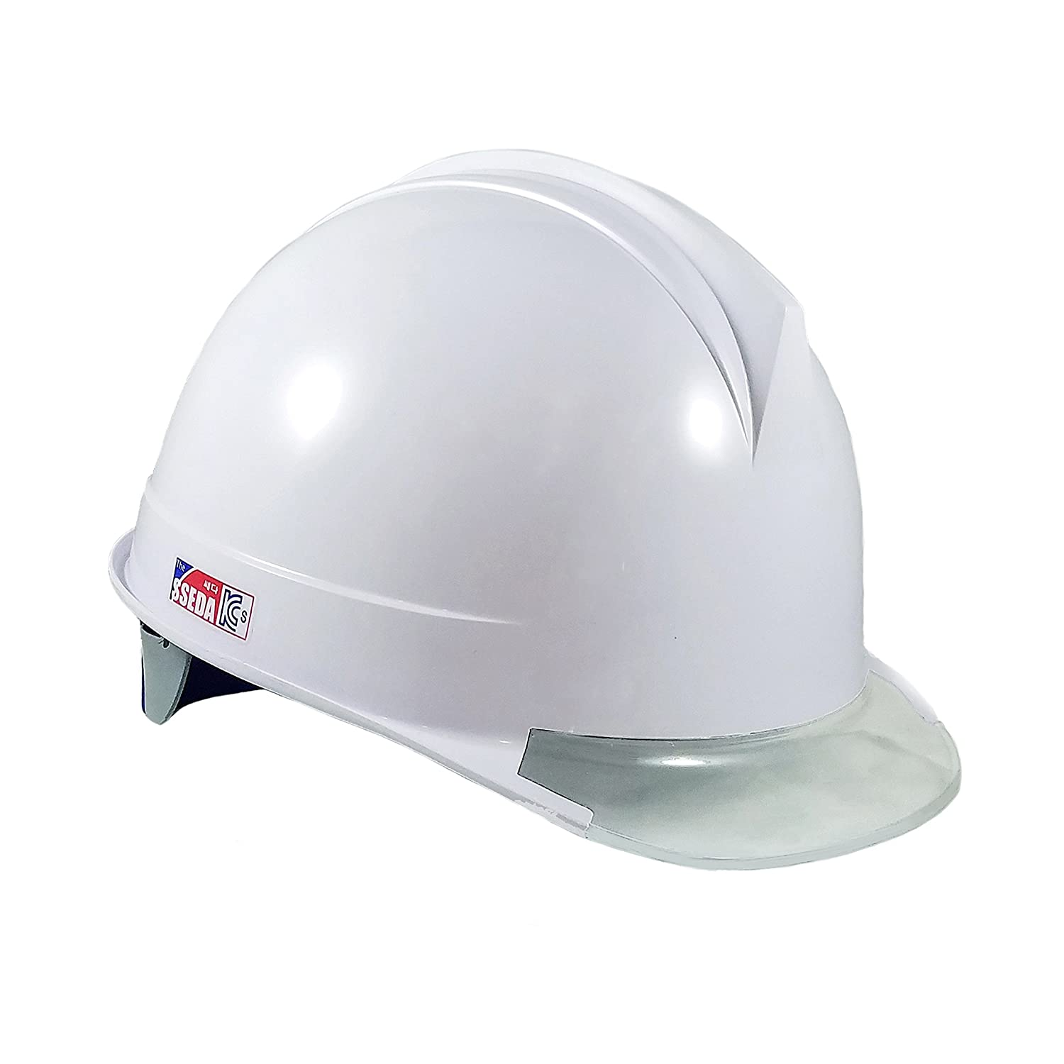 0dfd6d71ff7 Construction safety hard hat sseda with clear visor for greater jpg  1500x1500 Hard hat with visor