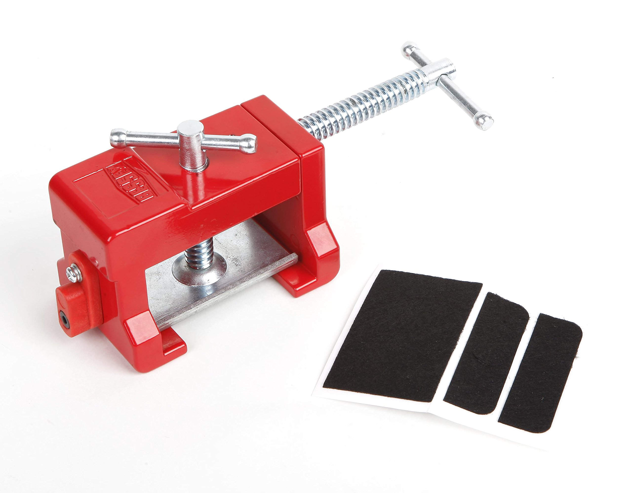 Bessey BES8511 Cabinetry Clamp, Red