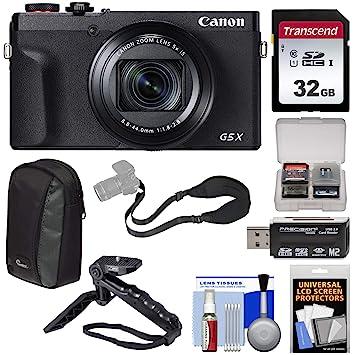 Amazon.com: Canon PowerShot G5 X Mark II - Cámara digital Wi ...