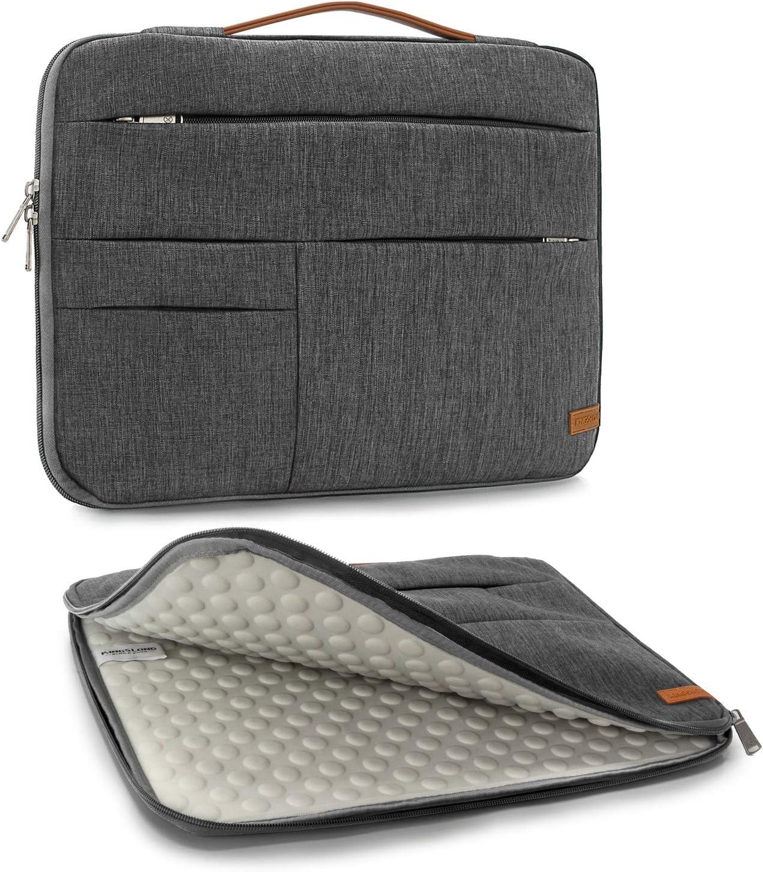 KINGSLONG 17.3 Inch Laptop Bag for Men Women Commute Briefcase Laptop Sleeve Messenger Bag Tablet Case Computer Bags Handbag Commute Bags Laptop Case Notebook Protective Bag