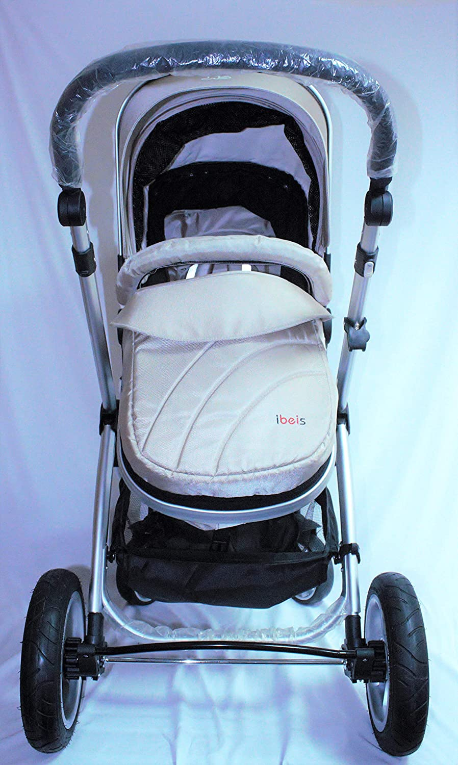 High Quality Baby Stroller IBEIS Prams 2 in 1 for Newborns European Folding Baby Carriage for 0 to 36 Months (Sand) IBEIS HONGKONG LIMITED A09
