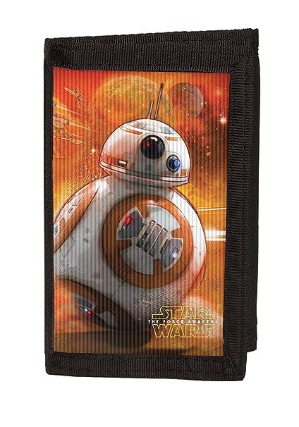 Star Wars VII la fuerza despierta billetera Lenticular BB 8 ...