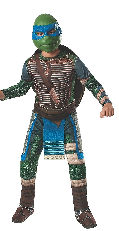 Amazon.com: Disfraz de Leonardo de las Tortugas Ninja para ...