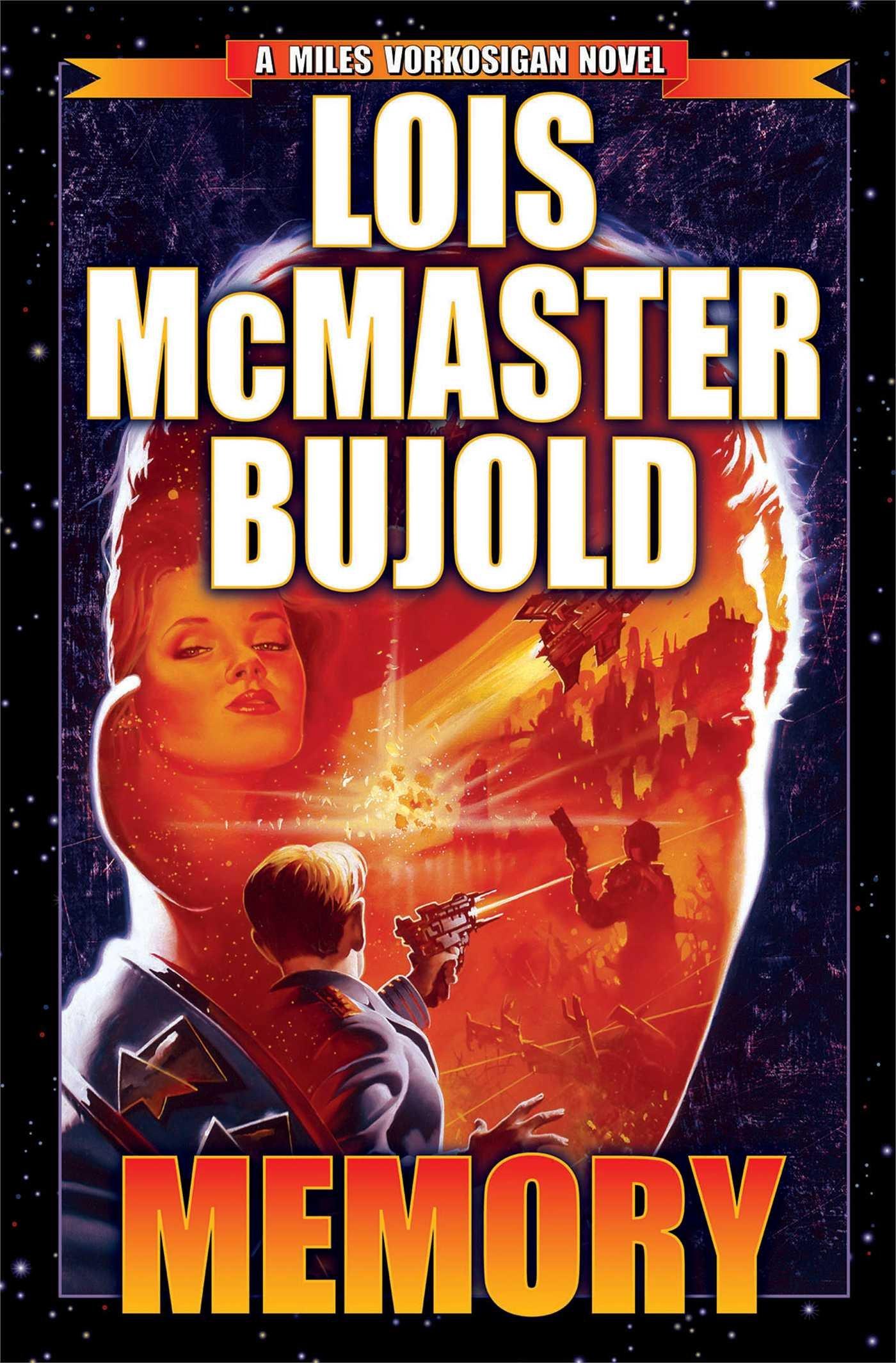 Memory (Vorkosigan Saga): Lois McMaster Bujold: 9781476736730: Amazon.com:  Books