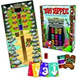 Gamewright Tiki Topple - The Tactical Board Game Totem Domination Board Game