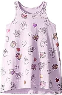 f7c0a25456a3f3 Chaser Kids Baby Girl s Cotton Jersey Tank Dress (Toddler Little Kids)