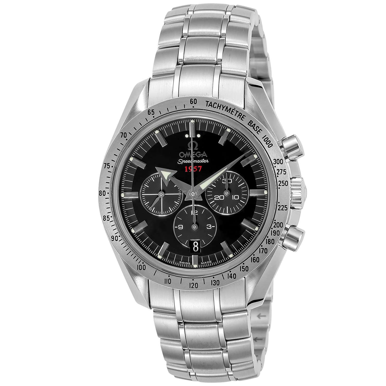 [オメガ]OMEGA 腕時計 スピードマスターブロードアロー ブラック文字盤 コーアクシャル自動巻 100M防水 クロノグラフ デイト 321.10.42.50.01.001 メンズ 【並行輸入品】 B00GMXXCZY