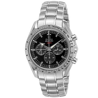 online store a2552 3b34f [オメガ]OMEGA 腕時計 スピードマスターブロードアロー ブラック文字盤 コーアクシャル自動巻 100M防水 クロノグラフ デイト  321.10.42.50.01.001 メンズ 【並行輸入品】