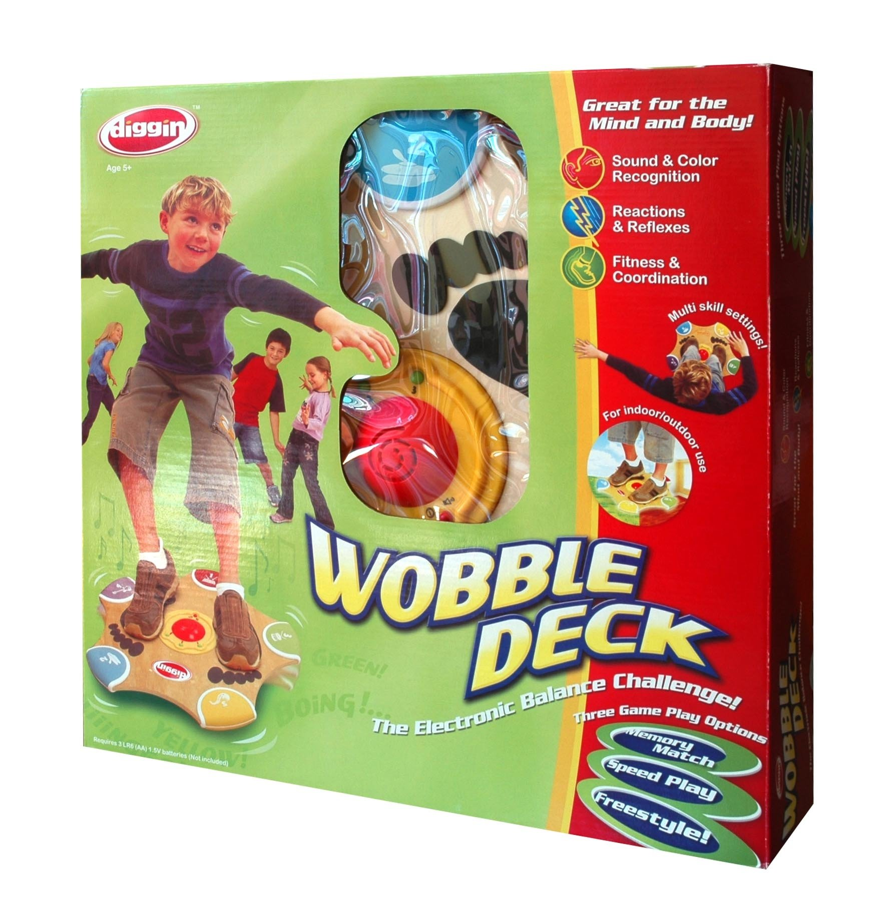 Diggin Wobble Deck by Diggin (Image #1)