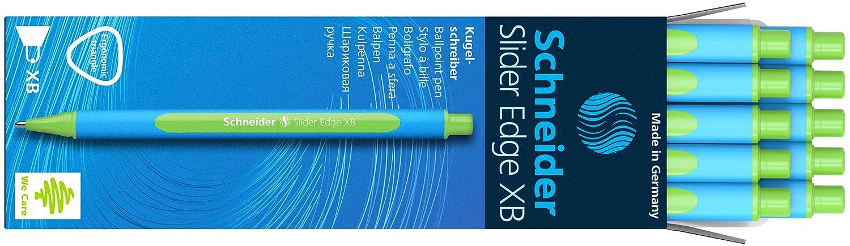 Lot de 10 Stylos Encre rose Pointe extra large XB Schneider Slider Edge