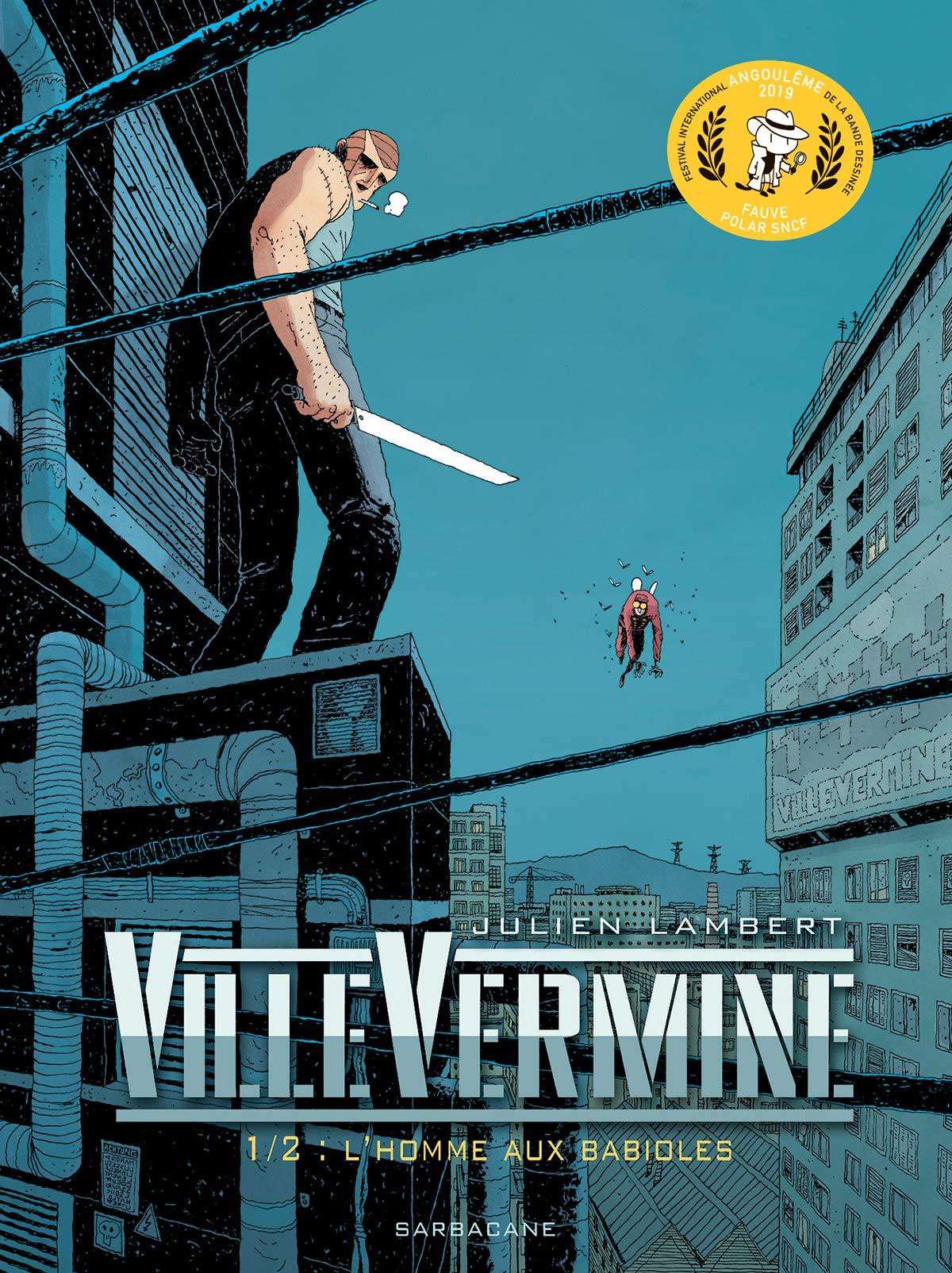 Amazon.fr - Villevermine : Vol 1/2, L'homme aux babioles - Lambert ...