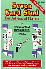 Seven-Card Stud for Advanced Players Perfect Paperback