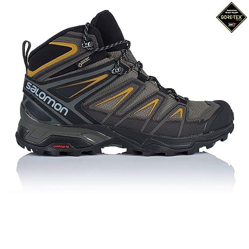 99f560dc419 Salomon X Ultra 3 Mid GTX, Botas de Senderismo para Hombre: Amazon.es:  Zapatos y complementos