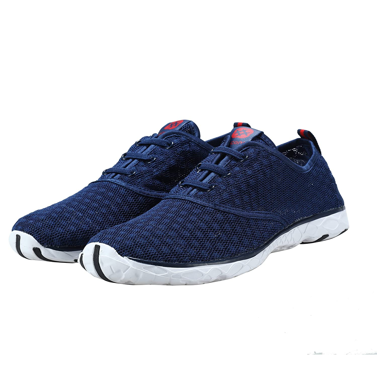 Dreamcity Shoes Women's Water Shoes Athletic Sport Lightweight Walking Shoes Dreamcity B06XR814CC 7 B(M) US,Navy bd00fd