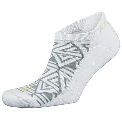 .com : FootZen by Balega Geometric Socks (1 Pair) : Clothing