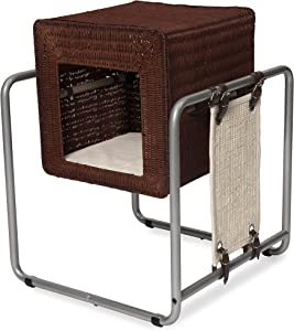 Vesper Cat Furniture, Rattan, V-Cube