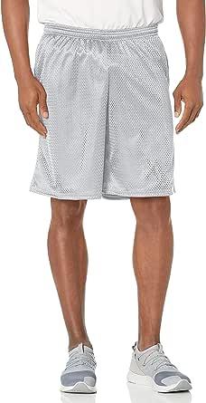 Hanes Sport Mens Mesh Pocket Short