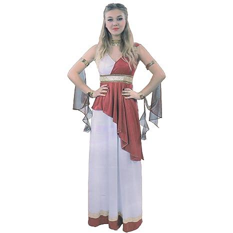 Diosa egipcia o romana griega togas disfraz damas - pequeño
