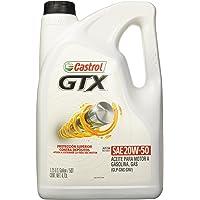 Castrol 03531 Aceite Mineral para Motor, Color Blanco
