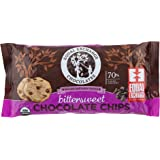 Equal Exchange Organic Chocolate Chips, Bittersweet, 10 Ounce (Pack of 12)