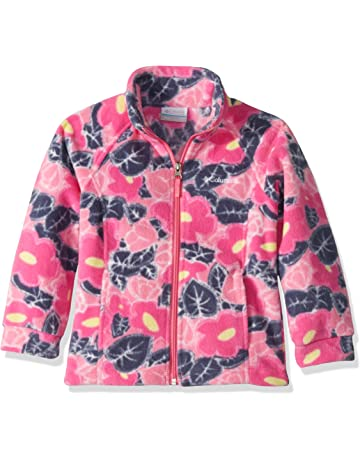 05abc97af Columbia Girls' Benton Springs Ii Printed Fleece