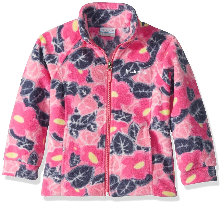 Columbia Girls Benton Springs Ii Printed Fleece