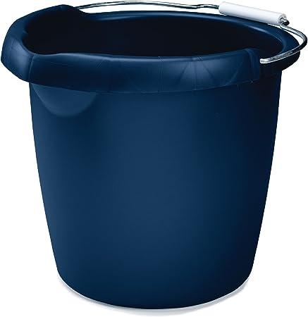 Rubbermaid 1793555 Roughneck 14-Quart Blue