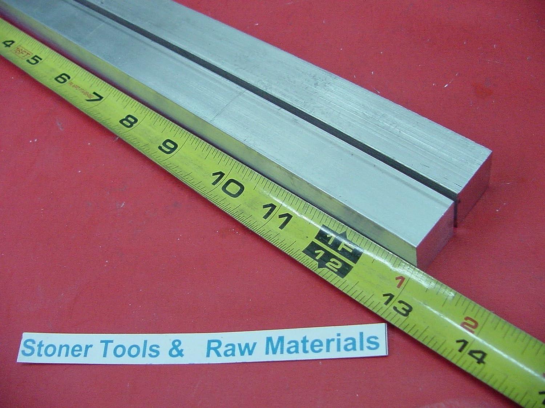 "5 pieces 1//4/"" X 3//4/"" ALUMINUM 6061 FLAT BAR 14/"" long T6511 Solid New Mill Stock"