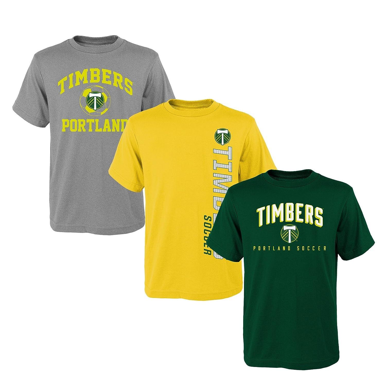 お得セット MLS Portland Youth Boys 8 – 20 Youth Portland Timbers 3piece Timbers Teeセット Large Portland Timbers B01LY7U5XA, ヤマシナク:681b7ee6 --- a0267596.xsph.ru