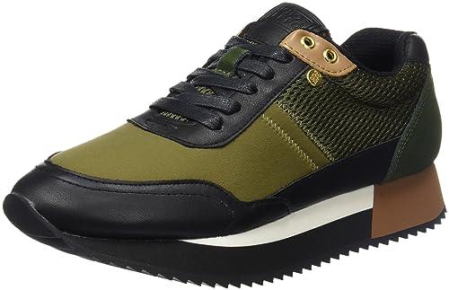 Gioseppo Verde ROSENDA Zapatillas de Deporte para Mujer Color Verde Gioseppo aa7472