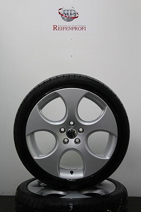 Original Volkswagen Polo 6R 6r0601025h Denver Verano ruedas 17 ...