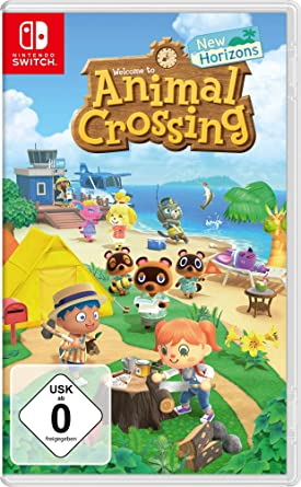 Animal Crossing: New Horizons [Nintendo Switch] [Importacion ...