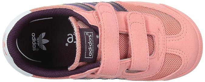 c3fd42f256d154 adidas Unisex Kids  Dragon Cf I Gymnastics Shoes Multicolour Size  8.5K UK  Child  Amazon.co.uk  Shoes   Bags