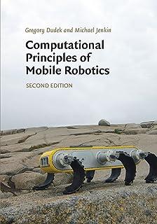 Introduction to robotics analysis control applications saeed b computational principles of mobile robotics fandeluxe Gallery