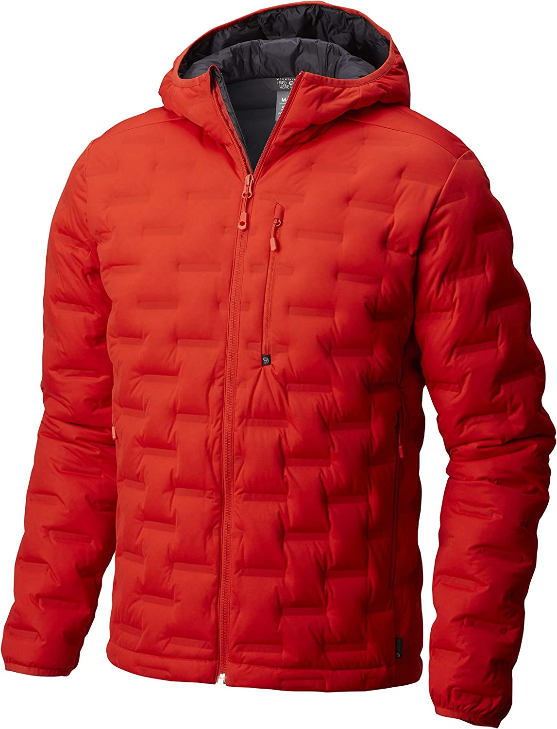 AW17 Mountain Hardwear StretchDown DS Hooded Jacket