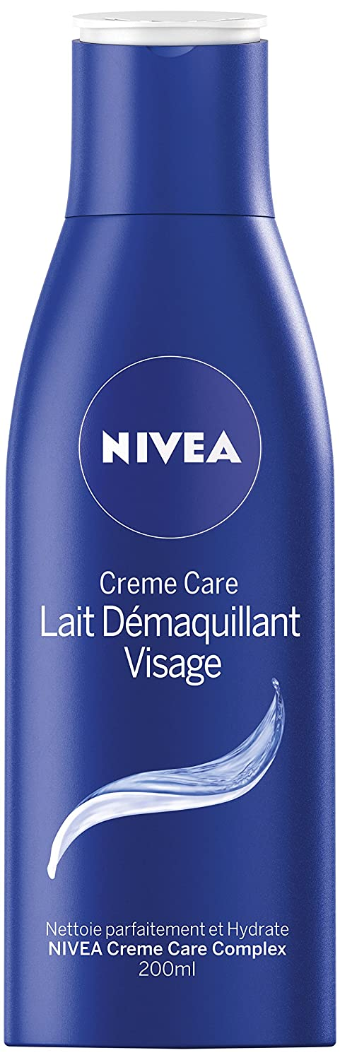 Lote de 2 leches desmaquillantes faciales Nivea, 200 ml: Amazon.es: Belleza