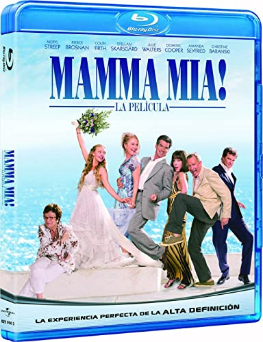 Mamma Mia!: La Película [Blu-ray]: Amazon.es: Colin Firth, Amanda ...