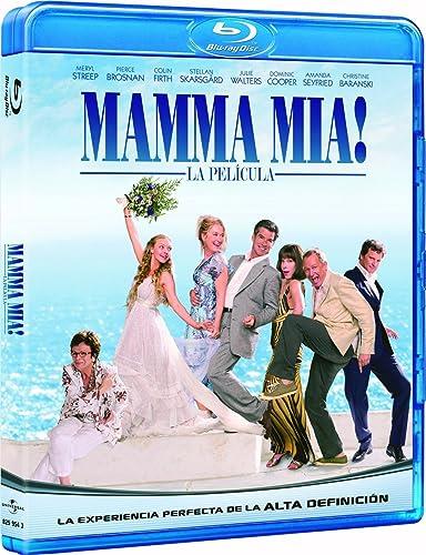 Mamma Mia!: La Película [Blu-ray]: Amazon.es: Colin Firth, Amanda ...