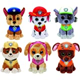 36c84ca4dba Amazon.com  TY Beanie Baby - DR. JACK the Helping Dog (6.5 inch ...