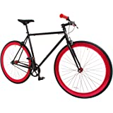 Vilano Rampage Fixed Gear Fixie Single Speed Road Bike
