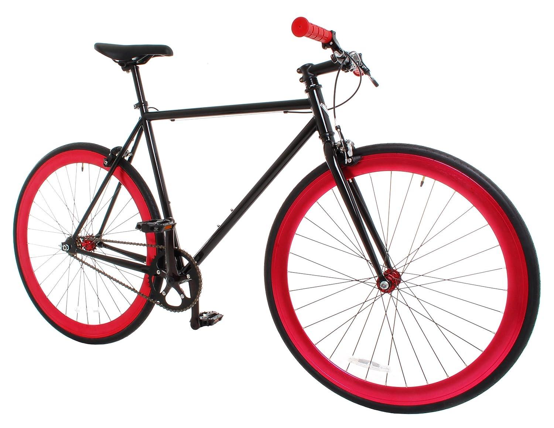 Vilano Rampage Bicicleta de Ruta de Una Sola Velocidad con Engranaje ...