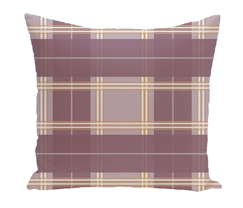E by design O5PGN162PU14PU11-16 Printed Outdoor Pillow