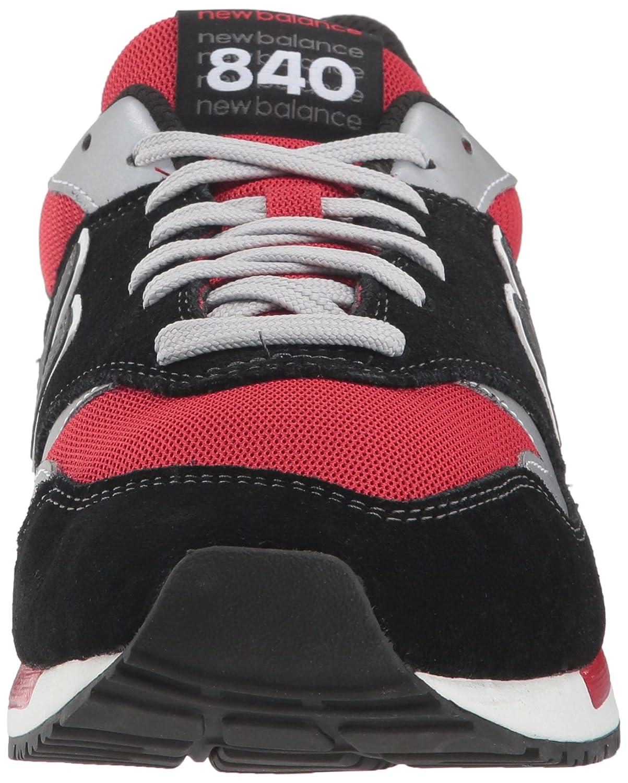 new balance 840 uomo nera e rossa