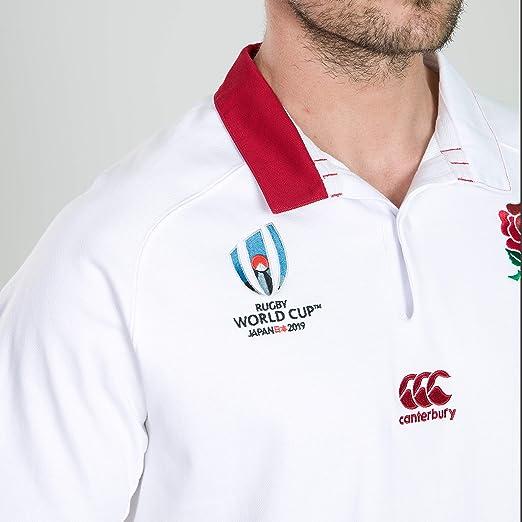 Canterbury 2019 - Camiseta de Rugby para Hombre, diseño de la Copa ...