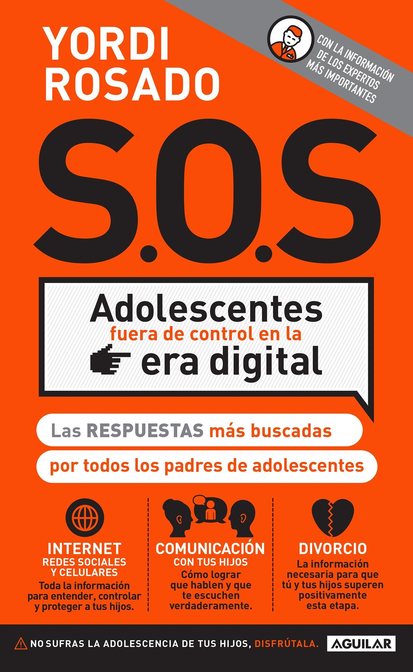 S.O.S Adolescentes fuera de control en la era digital (Spanish Edition): Yordi Rosado: 9781941999530: Amazon.com: Books
