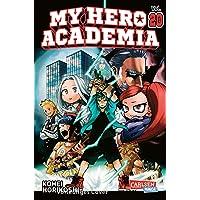 My Hero Academia 20: Die erste Auflage immer mit Glow-in-the-Dark-Effekt auf dem Cover! Yeah! (20)