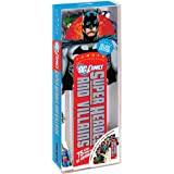 DC Comics Super Heroes and Villains: Fandex Deluxe (Fandex Family Field Guides)